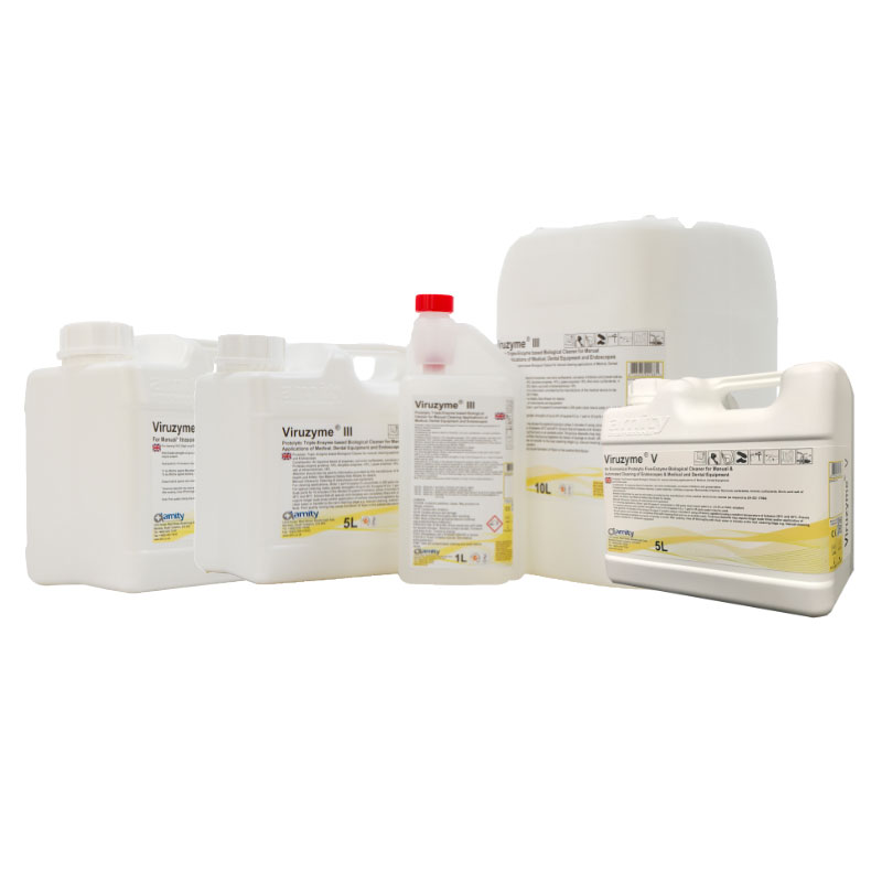 Enzymatic Cleaners