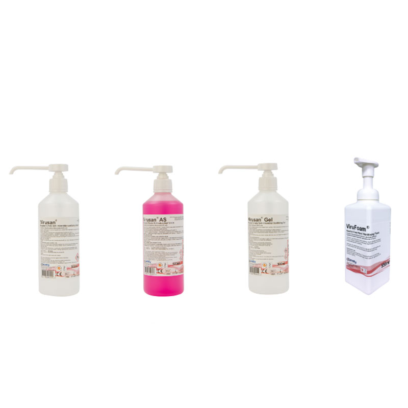 Hand hygiene, Skin Cleaning and Sanitising Products