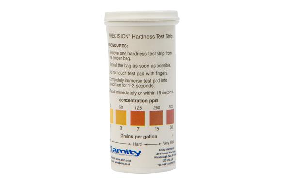 Water Hardness Test Strip