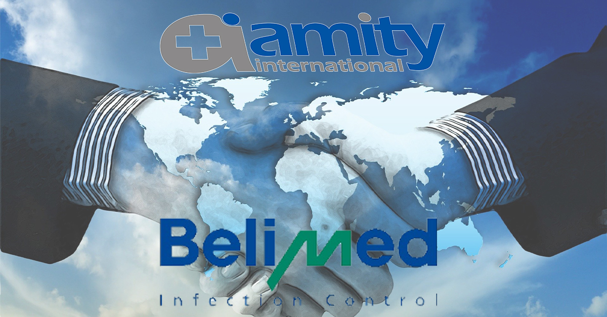 Amity Belimed Partnership